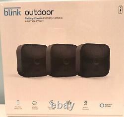 Système D'appareil Photo Blink Outdoor Hd Security 3, Nouveau Modèle (2020), Nouveau