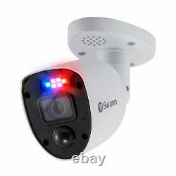 Tout Nouveau Swann Enforcer 8-channel 6-camera Indoor/outdoor Security System