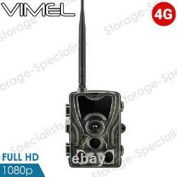Trail Camera 4g Wireless Home Security 3g Télésurveillance Mms Waterproof