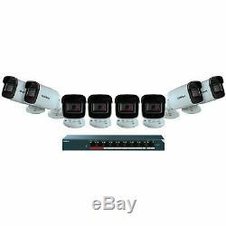 Uniden Uc8800 De 8 Caméra De Sécurité Extérieure Système Cloud 9 Ports Poe