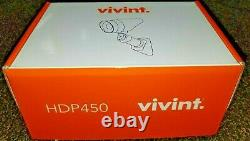 Vivint Hdp450 Outdoor Wireless Wide Angle Vision Waterproof Camera Nouveau