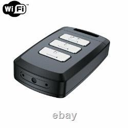 Wireless Evidence Wifi Proof Hidden Car Key Security Spy Camera